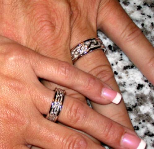 Custom Wedding Ring Set Jpg