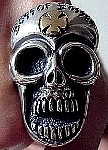 114W. Big Boss Skull Ring With Gold Cross.jpg