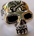 70D. Pirate Joe's Silver Skull Ring.jpg