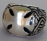 8a. Bushido Cross Ring (silver).jpg
